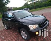 New Toyota Kluger 2002 Black | Cars for sale in Dar es Salaam, Kinondoni