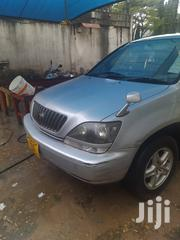 Toyota Harrier 2000 Silver | Cars for sale in Dar es Salaam, Kinondoni