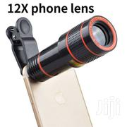 12x Zoom Optical Phone Telescope Portable Mobile Phone Lens | Accessories for Mobile Phones & Tablets for sale in Dar es Salaam, Ilala