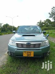 Subaru Forester 2009 2.0D XC Green | Cars for sale in Dar es Salaam, Kinondoni
