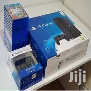 Box Ps4 PRO 1tb 2tb Slim 1tb Consoles 15 Games & 2 Controllers | Video Game Consoles for sale in Dar es Salaam, Kinondoni