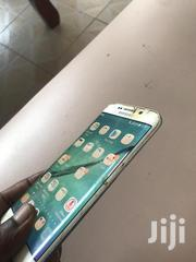 Samsung Galaxy S6 edge 64 GB White | Mobile Phones for sale in Dar es Salaam, Kinondoni