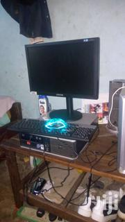 Desktop Computer HP 4GB Intel Core 2 Duo HDD 350GB | Laptops & Computers for sale in Dar es Salaam, Ilala