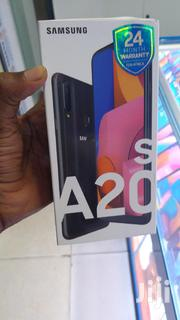 New Samsung Galaxy A20s 32 GB Black | Mobile Phones for sale in Dar es Salaam, Ilala