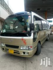 Coaster 2003 24valve Mt 6F Chassis Number ,29seat | Buses for sale in Dar es Salaam, Kinondoni
