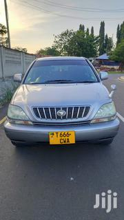 Toyota Harrier 2002 Silver | Cars for sale in Dar es Salaam, Kinondoni