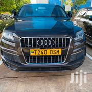 Audi Q7 2009 3.6 FSi Quattro Tip Black | Cars for sale in Dar es Salaam, Kinondoni