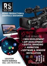Real Star Graphics   Computer & IT Services for sale in Dar es Salaam, Kinondoni