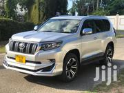 Toyota Land Cruiser Prado 2016 Silver | Cars for sale in Dar es Salaam, Ilala