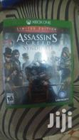 Assassins Creed Syndicate Xbox One Game CD | Video Game Consoles for sale in Ilala, Dar es Salaam, Nigeria