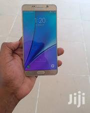 Samsung Galaxy Note 5 32 GB Gold | Mobile Phones for sale in Dar es Salaam, Temeke