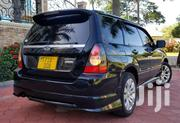 New Subaru Forester 2007 Black | Cars for sale in Dar es Salaam, Kinondoni