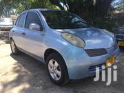 New Nissan March 2002 Blue | Cars for sale in Dar es Salaam, Kinondoni