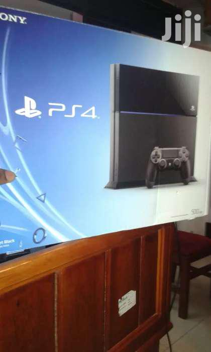 Archive: Brand New Playstation 4 Console.
