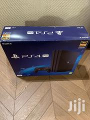 Sony Playstation 4 Pro 1TB Console - Jet Black | Video Games for sale in Dar es Salaam, Ilala