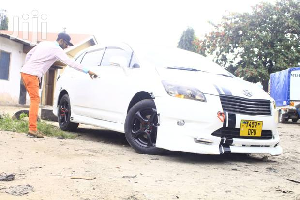 Archive: Toyota Mark X 2008 White