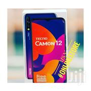 New Tecno Camon 12 64 GB Black | Mobile Phones for sale in Dar es Salaam, Kinondoni