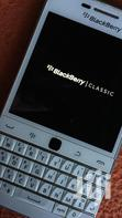 BlackBerry Classic 16 GB White | Mobile Phones for sale in Ilala, Dar es Salaam, Tanzania