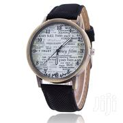 Luxury Women Watches Women Casual Leather Strap | Watches for sale in Dar es Salaam, Ilala