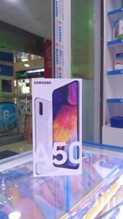 New Samsung Galaxy A50 128 GB Black | Mobile Phones for sale in Dar es Salaam, Ilala