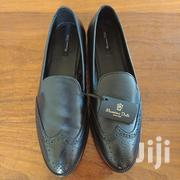 Massimo Dutti Slipper Picados Negro | Shoes for sale in Dar es Salaam, Ilala
