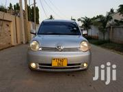 Toyota Sienta 2004 Silver | Cars for sale in Dar es Salaam, Kinondoni