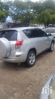 Toyota RAV4 2005 Silver | Cars for sale in Dar es Salaam, Kinondoni