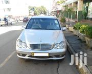 Mercedes-Benz C200 2004 Silver | Cars for sale in Arusha, Arusha