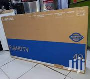 Samsung Flat Tv Inch 49 Kwa Bei Ya Ofa | TV & DVD Equipment for sale in Dar es Salaam, Ilala