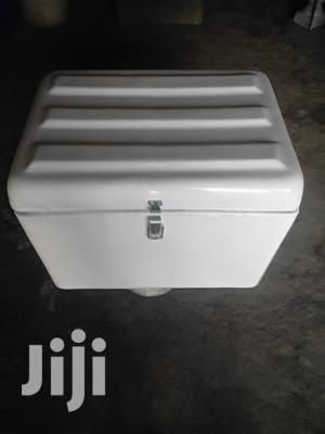 Fibreglass Carrier Boxes For Motorbikes