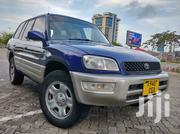 Toyota RAV4 1996 Blue | Cars for sale in Dar es Salaam, Temeke