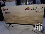 Jipatie LG LED Tv Inch 43 | TV & DVD Equipment for sale in Dar es Salaam, Ilala