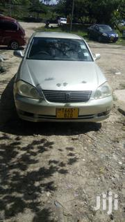 New Toyota Mark II 2001 Silver | Cars for sale in Dar es Salaam, Kinondoni