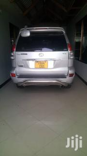 Toyota Land Cruiser Prado 2006 Silver | Cars for sale in Dar es Salaam, Kinondoni