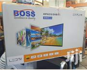 Jipatie BOSS TV INCH 40 Kwa Punguzo La Muda Mfupi. | TV & DVD Equipment for sale in Dar es Salaam, Ilala