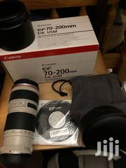 Canon Lens 70-200mm EF Series III USM | Cameras, Video Cameras & Accessories for sale in North Pemba, Micheweni