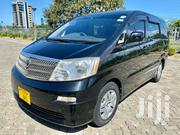Toyota Alphard 2004 Black | Cars for sale in Dar es Salaam, Kinondoni
