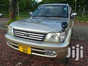 Toyota Land Cruiser Prado 2001 Beige | Cars for sale in Dar es Salaam, Kinondoni