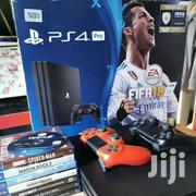 Sony Playstation 4 Pro 1TB 2 CONTROLLERS 5 FREE GAMES | Cameras, Video Cameras & Accessories for sale in Dar es Salaam, Kinondoni