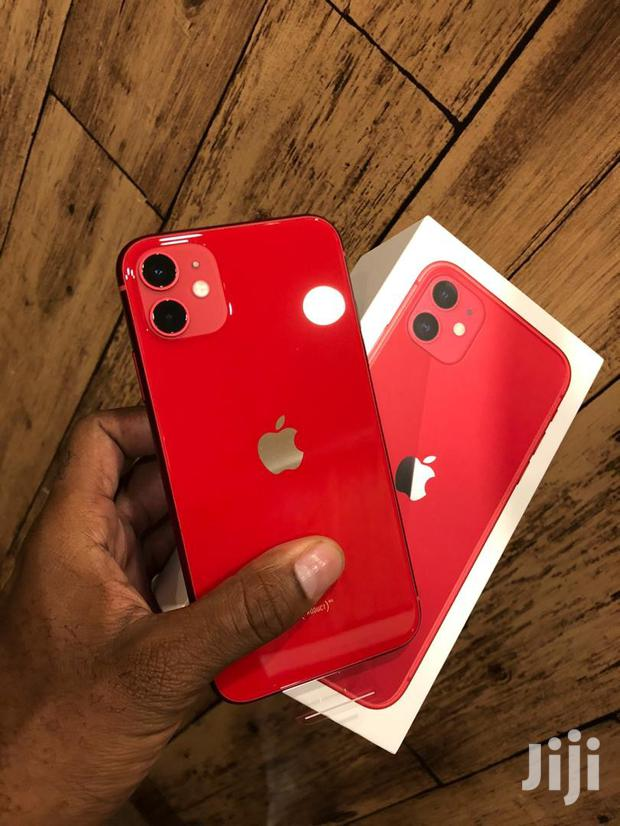 Archive: New Apple iPhone 11 128 GB Red