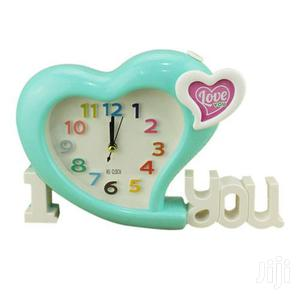 I Love You Alarm Clock Friends Gift Table Clock From Laston