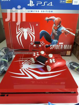 Brand New Spider-man Playstation