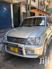 New Toyota Land Cruiser Prado 2001 Gray | Cars for sale in Dar es Salaam, Kinondoni
