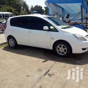 Toyota Spacio 2005 White | Cars for sale in Mwanza, Nyamagana