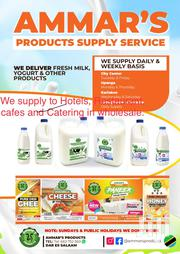 Fresh Unpasteurized Cow Milk With Other Products | Meals & Drinks for sale in Dar es Salaam, Ilala