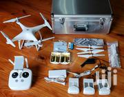 DJI Phantom 4 Pro V2.0 Plus + Plus Controller And 3 Batteries | Cameras, Video Cameras & Accessories for sale in Dar es Salaam, Kinondoni