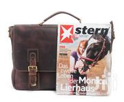 Genuine Leather Hand/Shoulder Laptop Bag | Bags for sale in Dodoma, Dodoma Rural