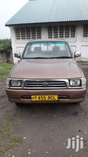 Toyota Hilux 1998 Brown | Cars for sale in Dar es Salaam, Kinondoni