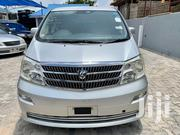 Toyota Alphard 2002 Silver | Cars for sale in Dar es Salaam, Kinondoni