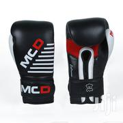Boxing Glove Black, Black & Golden, White & Black , Black & Blue | Sports Equipment for sale in Dar es Salaam, Kinondoni
